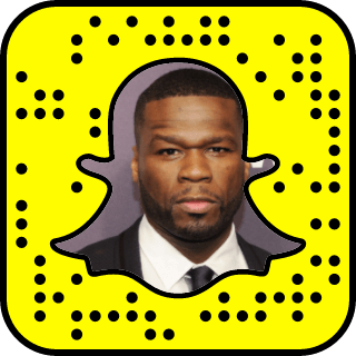 50 Cent Snapchat username