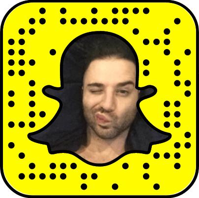 Aaron Carlo Snapchat username