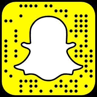 Aaron Carter Snapchat username