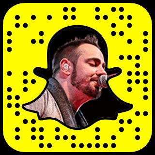Adam Gontier Snapchat username
