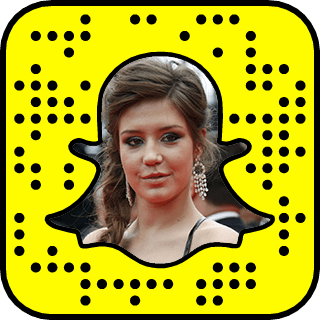 Adèle Exarchopoulos Snapchat username
