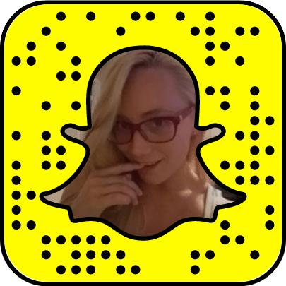 AJ Applegate Snapchat username