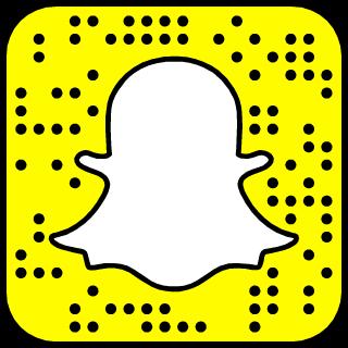 AJ Makeup Snapchat username