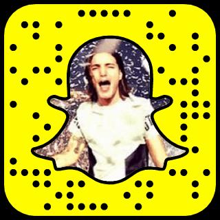 Alesso Snapchat username