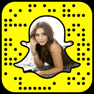 Alexandra Chando Snapchat username