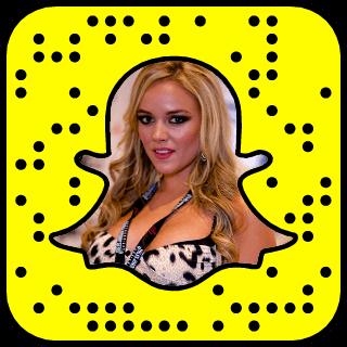 Alexis Monroe Snapchat username