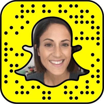 Ali Mafucci Snapchat username