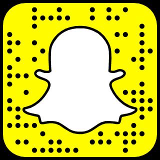 Aline Weber Snapchat username