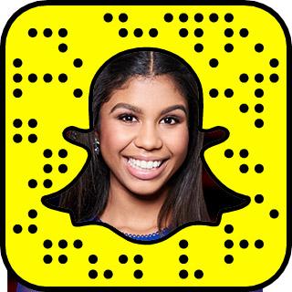 Aliyah Moulden Snapchat username
