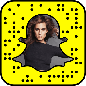 Allison Williams Snapchat username