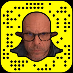 Alton Brown snapchat