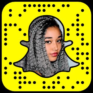 Amandla Stenberg Snapchat username
