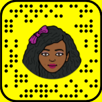 Amber Riley Snapchat username