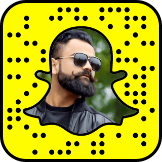 Amrit Maan Snapchat username