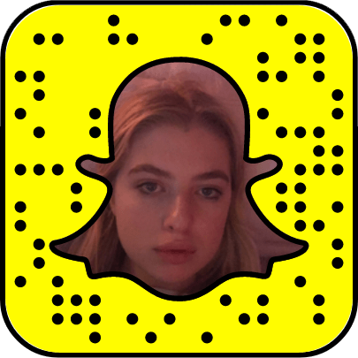 Anais Gallagher Snapchat username