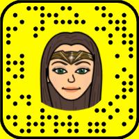 Anais Zanotti Snapchat username