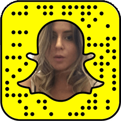 Anastasia Ashley Snapchat username