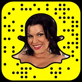 Angelica Castro Snapchat username
