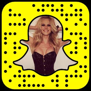 Anne V Snapchat username