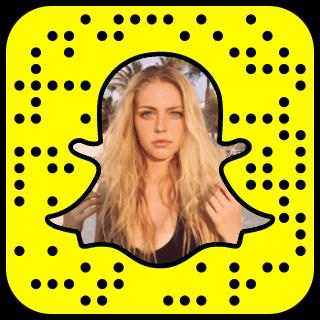 Annika Boron Snapchat username