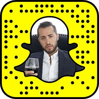 Antonio Suleiman Snapchat username