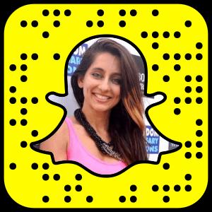 Anusha Dandekar Snapchat username