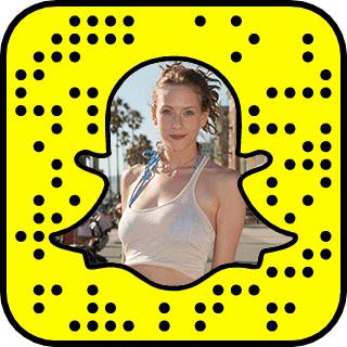 Anya Amsel Snapchat username
