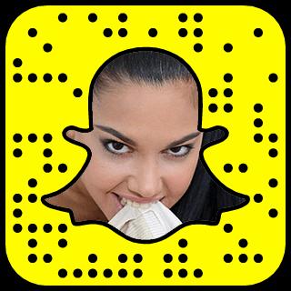 Apolonia Lapiedra Snapchat username