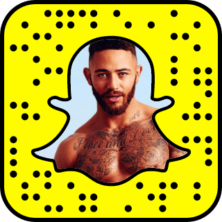 Ashley Cain Snapchat username