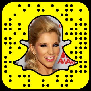 Ashley Fires Snapchat username