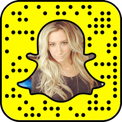 Ashley Tisdale Snapchat username