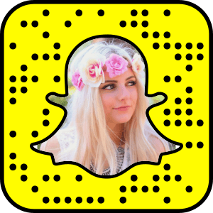 Aspyn Ovard Snapchat username