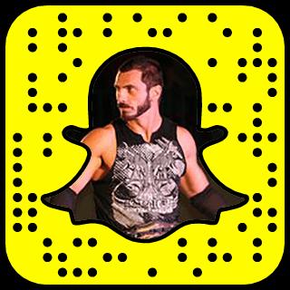 Austin Aries Snapchat username
