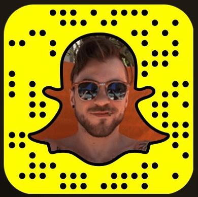 Aydian Dowling Snapchat username