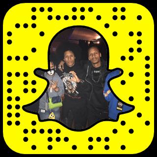 Ayo & Teo Snapchat username