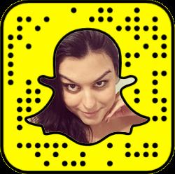 Barbara Goulart Snapchat username