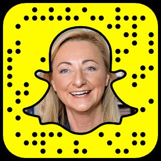 Barbara Kolm Snapchat username