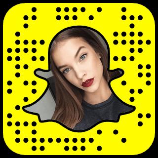 Barbara Palvin Snapchat username