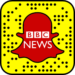 BBC News Snapchat username
