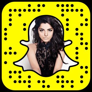 Bebe Rexha Snapchat username