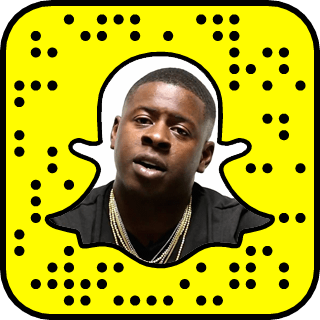Blac Youngsta Snapchat username