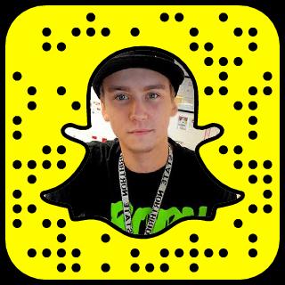 Blake Tuomy-Wilhoit Snapchat username