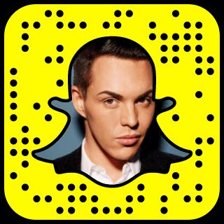 Bobby Norris Snapchat username