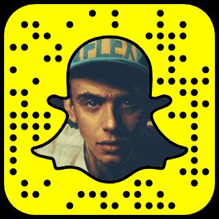 Bobby Tarantino Snapchat username
