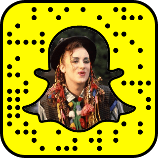 Boy George Snapchat username