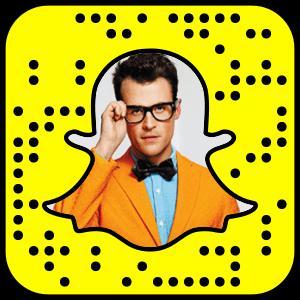 Brad Goreski Snapchat username
