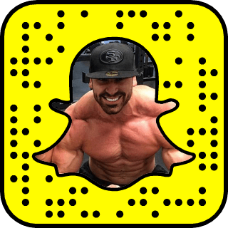 Bradley Martyn Snapchat username