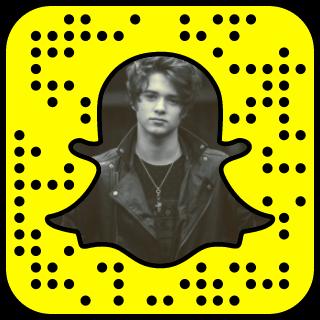 Bradley Simpson Snapchat username