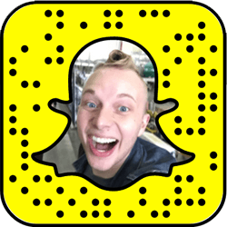 Branden Harvey Snapchat username