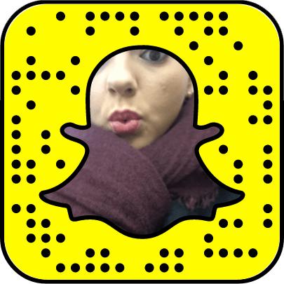 Bree Olsen Snapchat username